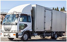 4トントラックプランのトラックの写真