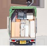 荷台は全車両箱付き・幌付きです。